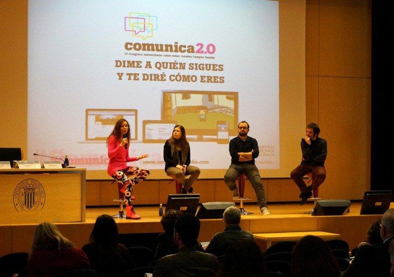 Nuevo medios y periodismo en Comunica2.0