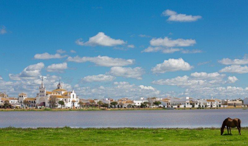 El Rocío, Huelva. #shu#