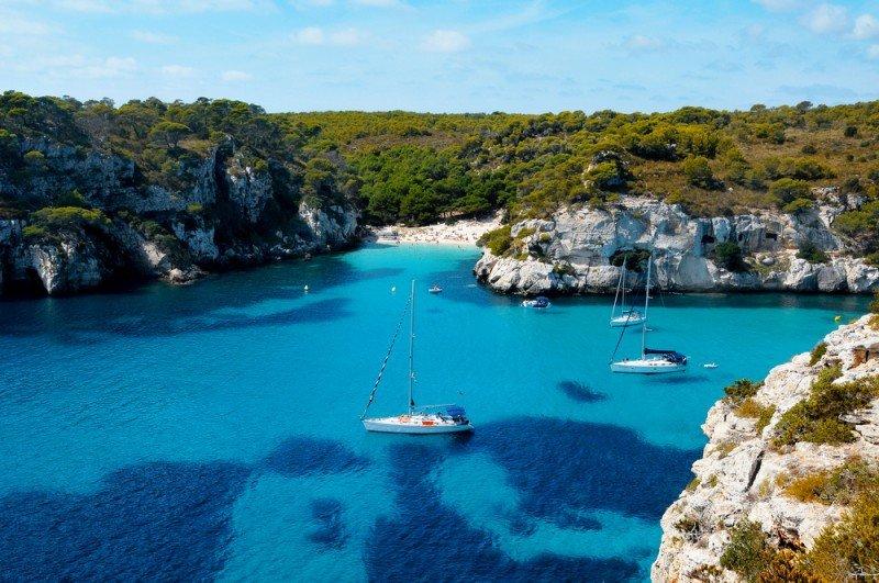 Las prospecciones están previstas a unos 60 kilómetros de la costa de Menorca. #shu#