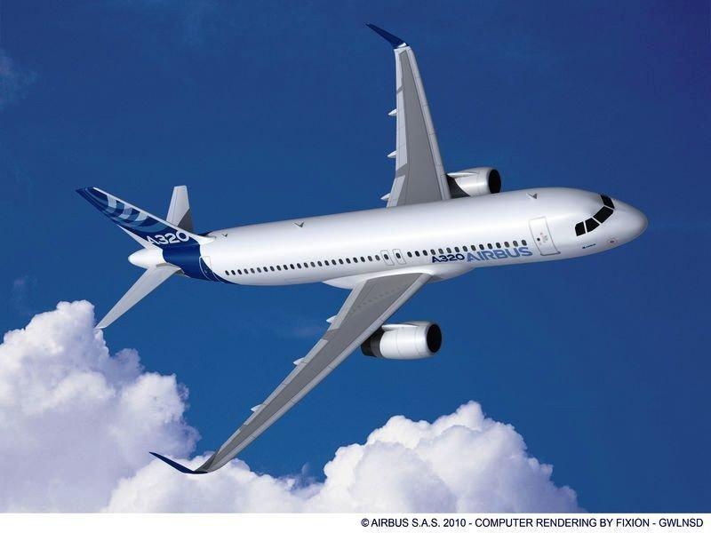 Airbus aumentará la producción de los A320 ante la fuerte demanda