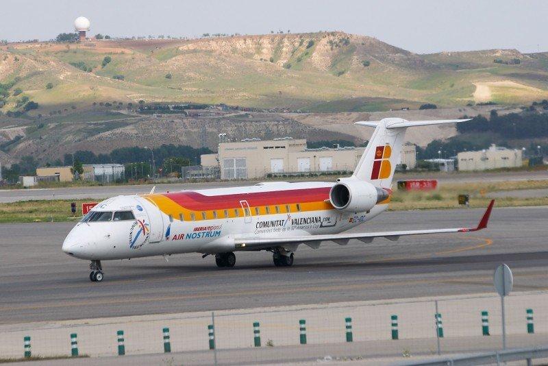 Air Nostrum y CCOO alcanzan un acuerdo sobre el ERTE para trabajadores de handling