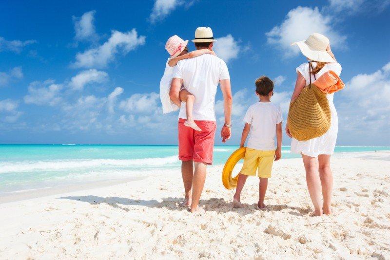 Las familias tienen que adaptarse ahora más a las vacaciones escolares. #shu#