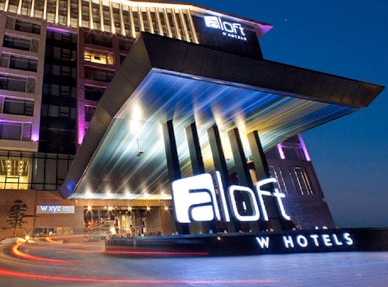 Starwood abrirá un nuevo hotel Aloft en Kentucky