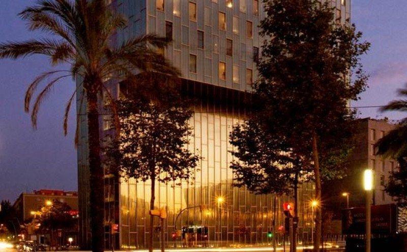 El Meliá Barcelona Sky ha logrado grandes resultados en 2013 tras su existoso rebranding.