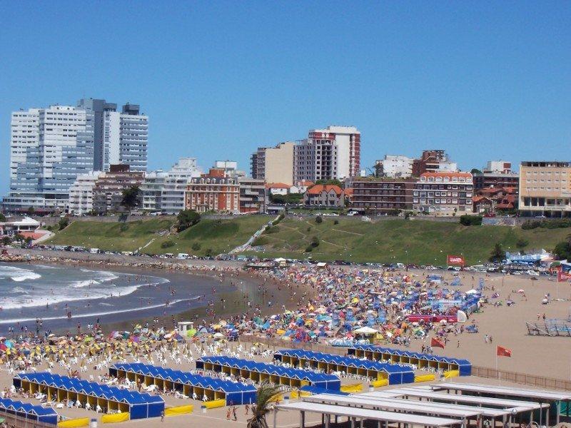 Mar del Plata tuvo en enero 1,3 millones de turistas.