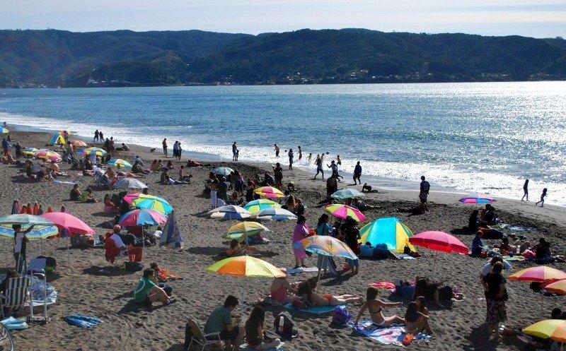 El turismo internacional en Chile creció un 0,6% en enero.