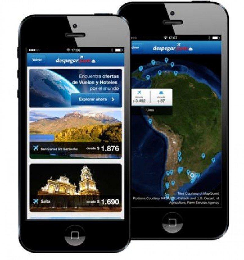 Los usuarios podrán conocer las ofertas del día y ubicarlas en un mapamundi.