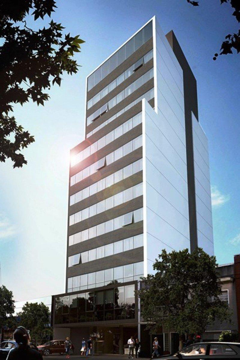 Render del hotel que será construido en Rivera.