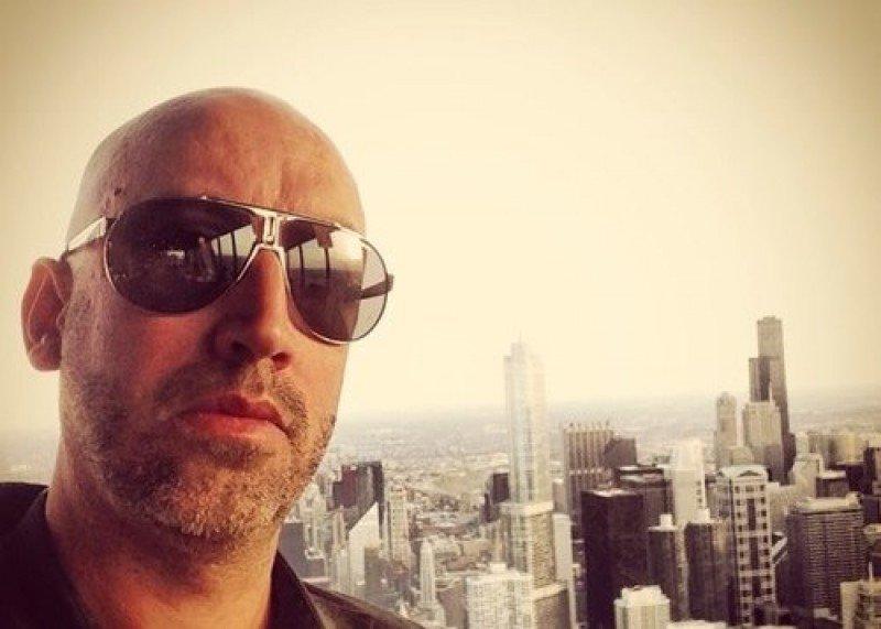 Dirk Baumgartl, editor de Spartacus.