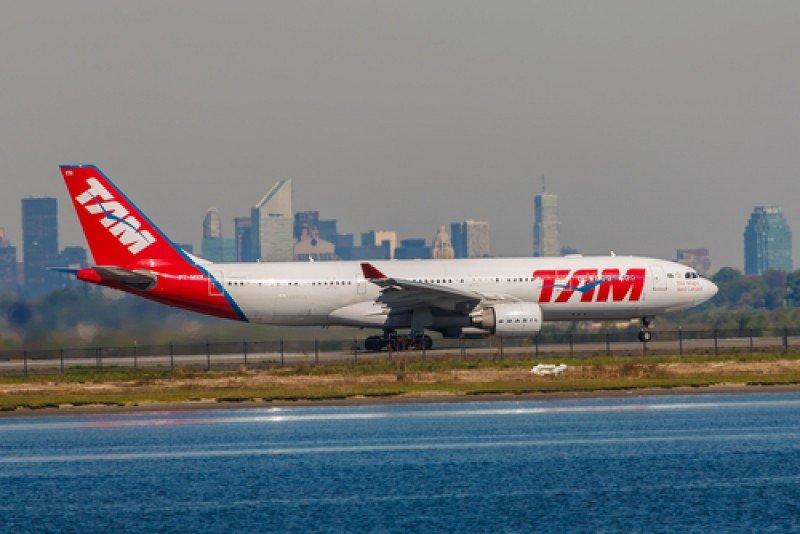 La aerolínea operó 87% de los vuelos de compañías brasileñas fuera del país, algo por debajo del 89% de 2012. #shu#