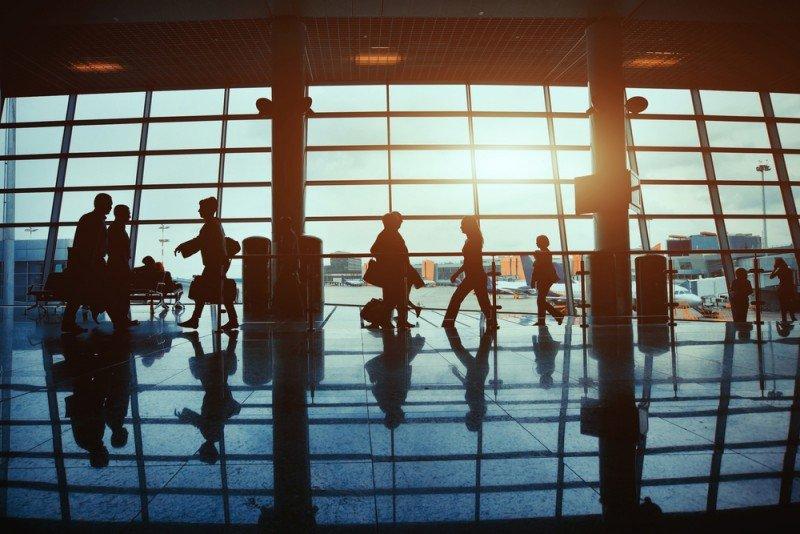 IATA estima tráfico de 3.300 millones de pasajeros en 2014. #shu#