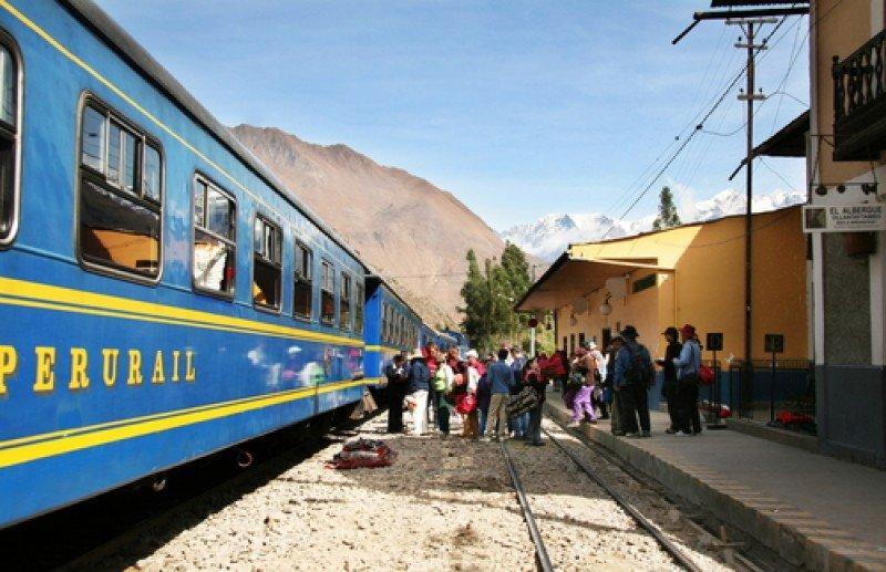 Tren a Cuzco. #shu#