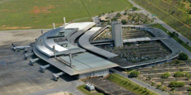 Para abril esperan finalizar las obras en el aeropuerto.
