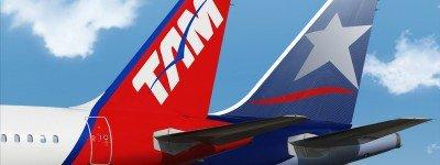 LATAM reduce sus pasajeros un 0,2% en enero