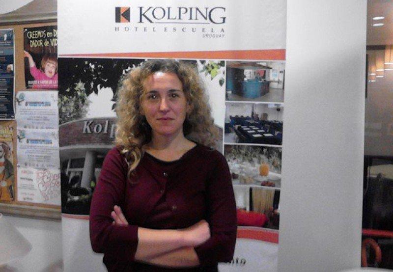 Alva Sueiras, directora del Instituto Kolping y responsable del área de Hotelería de la Licenciatura en Dirección de Empresas Turísticas en la Universidad Católica.