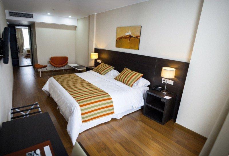 Es el segundo hotel de la cadena en Rosario.