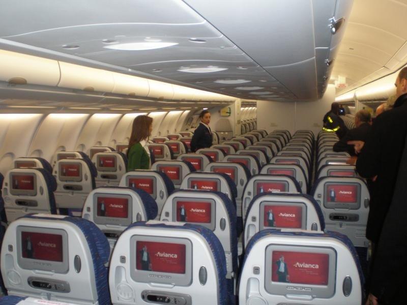 Airbus A330 de Avianca.