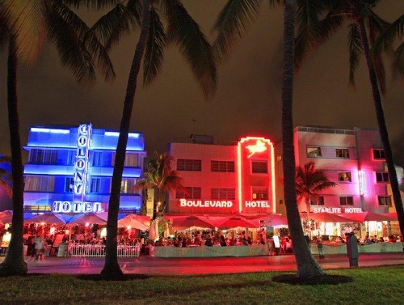 Los turistas extranjeros crecieron 11% en la Florida en 2013. #shu#