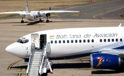Boliviana de Aviación obtiene permisos para volar a Estados Unidos.