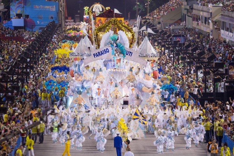 Río de Janeiro recibirá US$ 950 millones en el Carnaval. #shu#