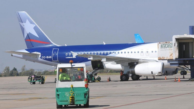 Intercargo brinda servicio en tierra a todas las compañías que operan en el país salvo Aerolíneas Argentinas y American Airlines.