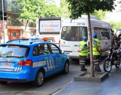 CNRT secuestra micros y combis turísticas por falta de habilitación