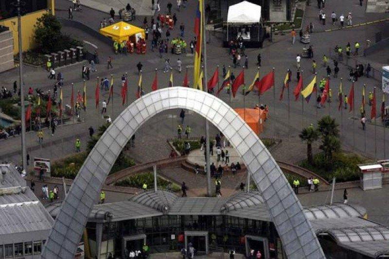 Corferias, en Bogotá, sede de la Vitrina Turística Anato