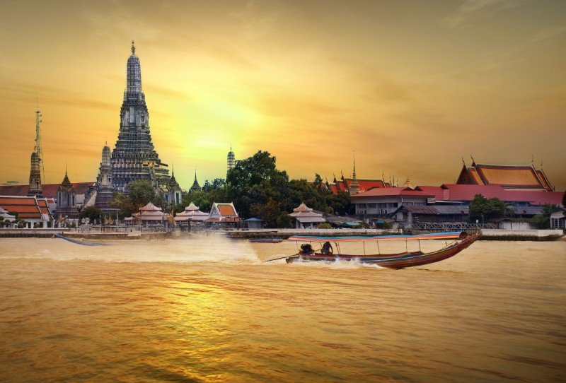 Los turistas españoles a Tailandia aumentaron un 28% en enero. #shu#