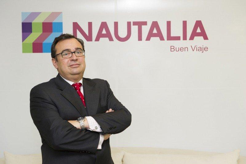 Rafael Montoro, director general de Nautalia Viajes.