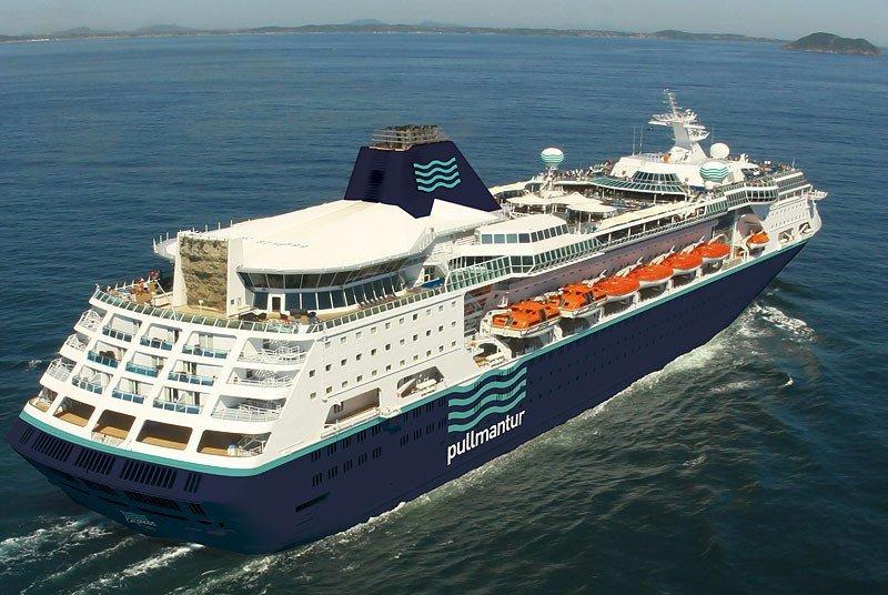 Sube el número de cruceristas en España un 41% en enero