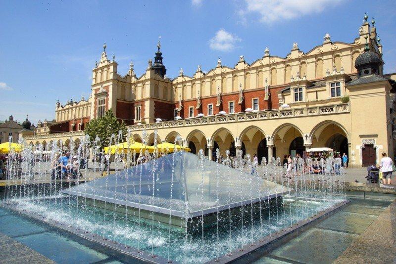 En 2013, los viajes de los españoles a Polonia se incrementaron un 0,8%. #shu#