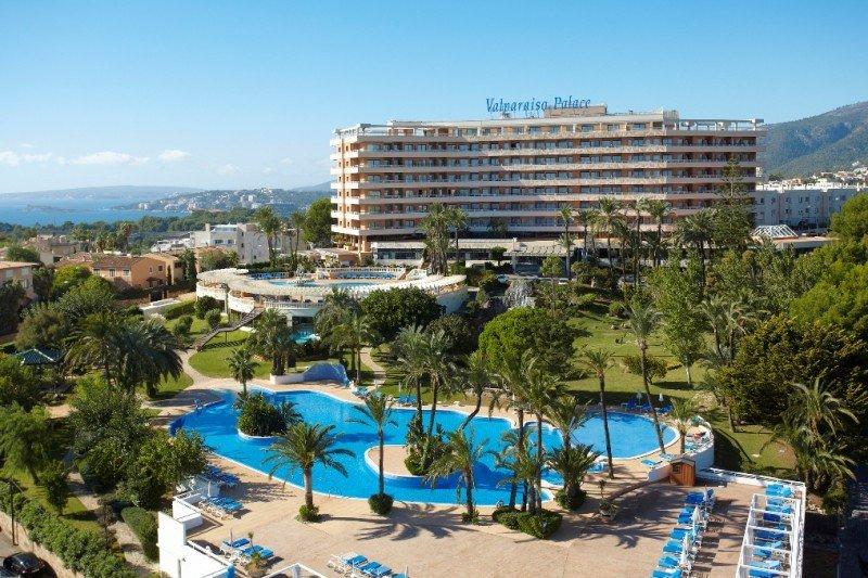 El hotel Valparaíso Palace pasará a manos de un grupo chino.