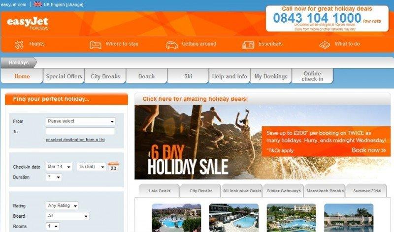 Hotelopia y easyJet Holidays firman una alianza estratégica