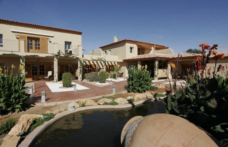 El OD Can Jaume estrena esta primavera estrena 10 lujosas villas en el corazón de Ibiza.