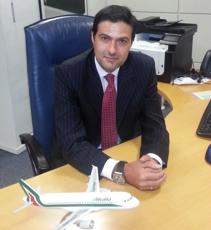 Emilio Pérez Ramos ha sido designado nuevo  Director General de Alitalia para España y Portugal.