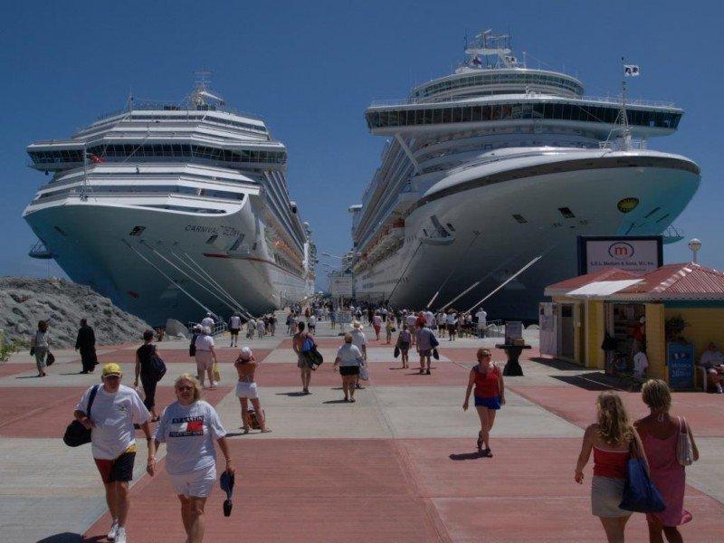 La isla de St. Martin figura como uno de los destinos caribeños más beneficiados.