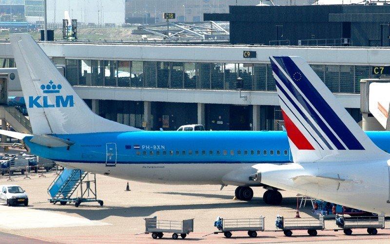 Air France KLM opera este verano más de 640 vuelos en 17 rutas con España