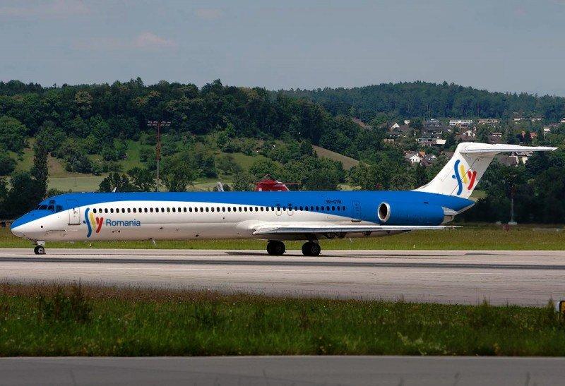 Una nueva aerolínea rumana debuta en Barcelona-El Prat