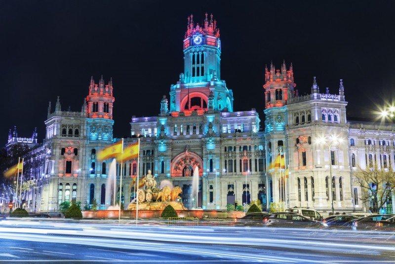 Madrid perdió en 2013 medio millón de turistas. #shu#