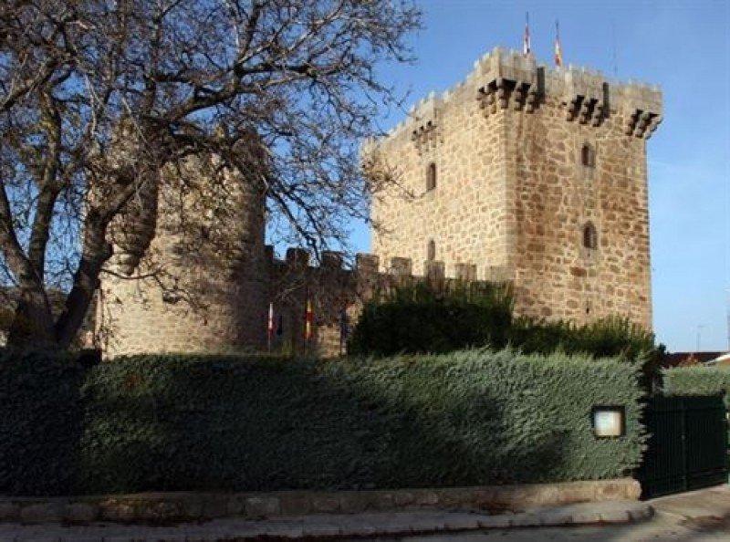 Se vende como hotel el Castillo de Villaviciosa por 3 M €