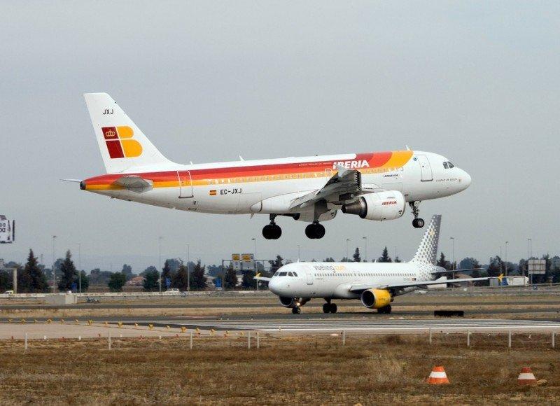 Iberia presenta en febrero el primer crecimiento operativo en casi tres años