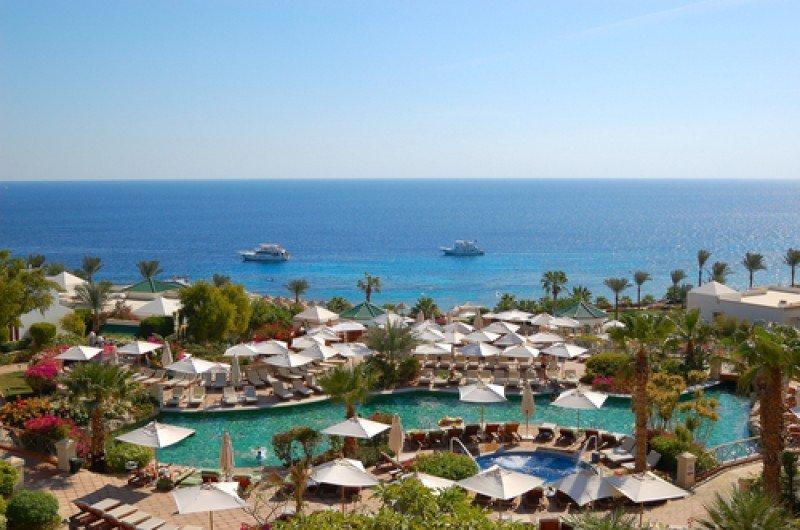 Uno de los hoteles de Sharm el Sheikh. #shu#