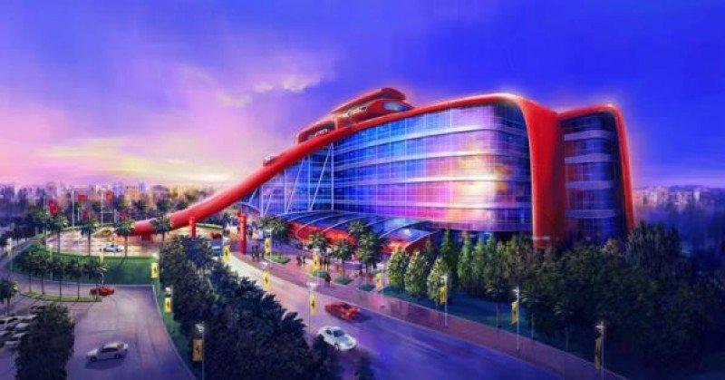 BCN World prevé sinergias con el nuevo parque de Ferrari en PortAventura