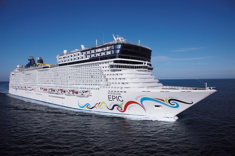 Descubre los cruceros freestyle de Norwegian Cruise Line