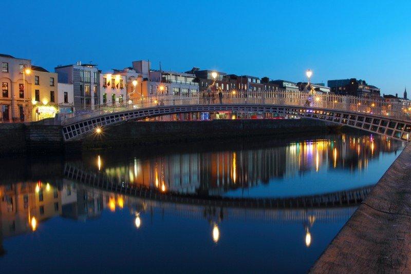 Dublín reflejará el mayor crecimiento en 2014. #shu#