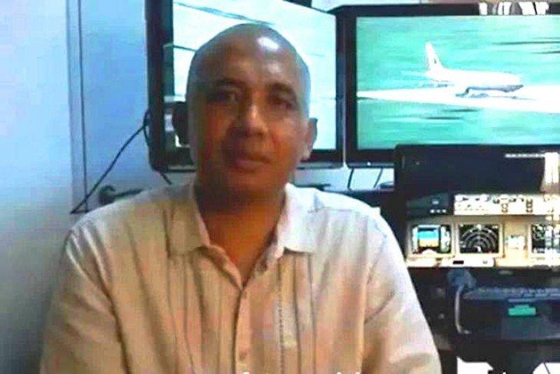 El piloto Zaharie Ahmad Shah, comandante de la aeronave, se ha convertido en el principal sospechoso de un posible secuestro.