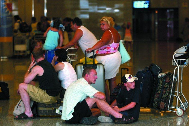 Se dispara el tráfico de las aerolíneas low cost