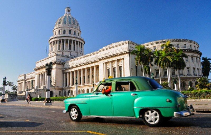 El turismo en Cuba está creciendo esta temporada. #shu#
