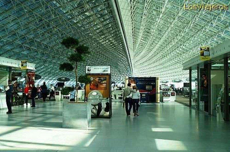 Aviación Civil de Francia ha pedido a las aeroíneas reducir sus vuelos en un 30% en los aeropuertos de Paris-Charles de Gaulle (en la foto), Paris Orly y Beauvais-Tillé.