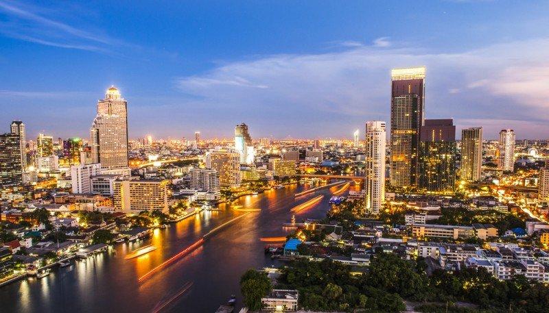 Bangkok destaca por su bajo precio hotelero. #shu#.